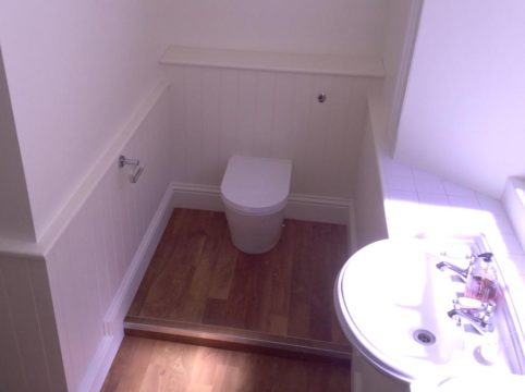 bathroom installation plymouth