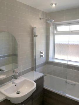 Plymouth full bathroom installation