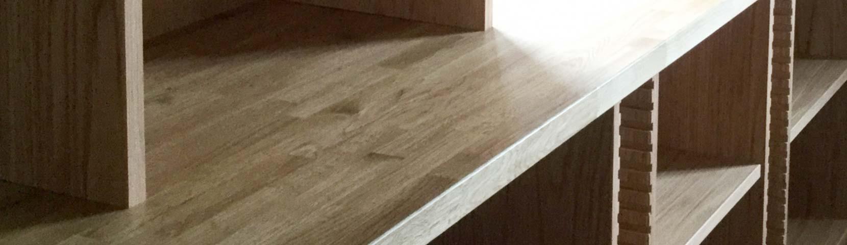 Bespoke wooden furniture