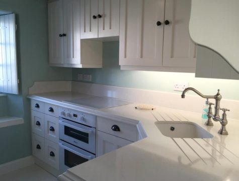 Bespoke kitchen completed project